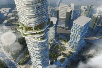 Empire 88 Tower – A forest canopy