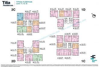 Floor 11 13 15