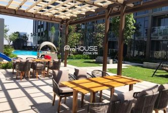 Beautiful 2 bedroom in Empire City, Tilia Residences for rent