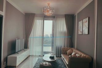 River view 1 bedroom apartment for rent in Empire City
