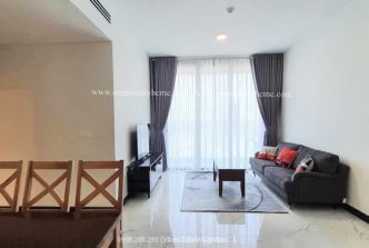 Full furniture 2 bedroom apartment in Empire City for rent
