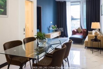 1 bedroom apartment for rent in Empire City with river view