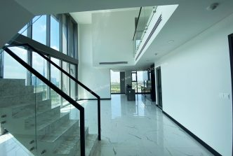 Duplex Empire City for rent 4 bedrooms, river view