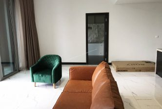 Low rental 148 m2 apartment for rent in Empire City with river view