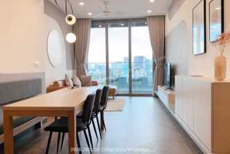 Beautiful 1 bedroom apartment in Tilia Residences for rent with full furniture