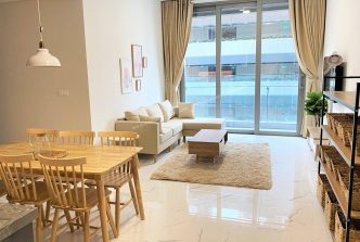 Luxurious 2 bedroom apartment with low rental in Tilia Residences – Empire City