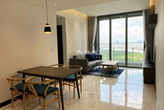 Amazing 1 bedroom in Tilia Residences for rent with river view