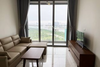 2 bedroom in Empire City for rent with river view