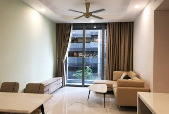 Low floor 2 bedroom apartment for rent in Empire City with beautiful furniture
