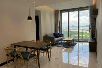 High floor 1 bedroom apartment in Empire City for rent